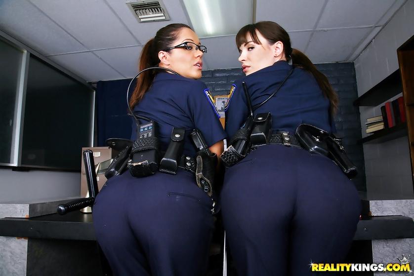 police rough