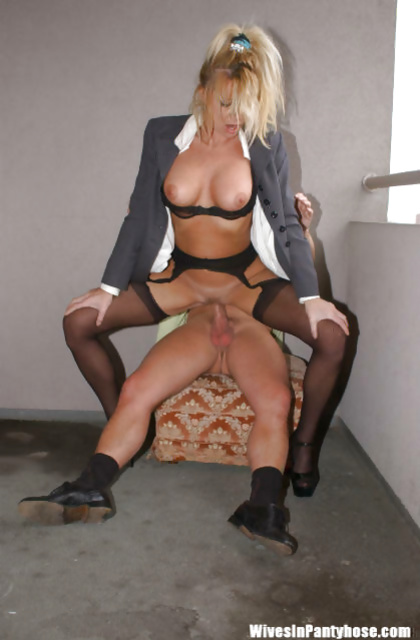Brutal man is fucking awesome madam wearing stockings