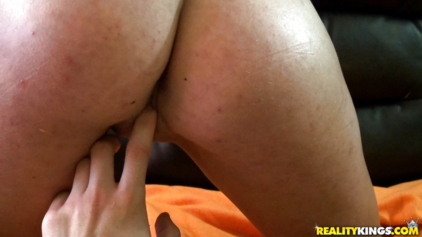 Busty chick loves fucking wildly being clothed