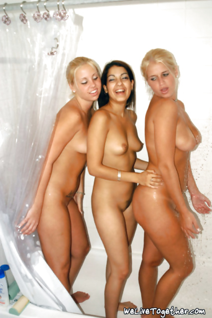 Meet three slutty ladies ready to fuck all day long