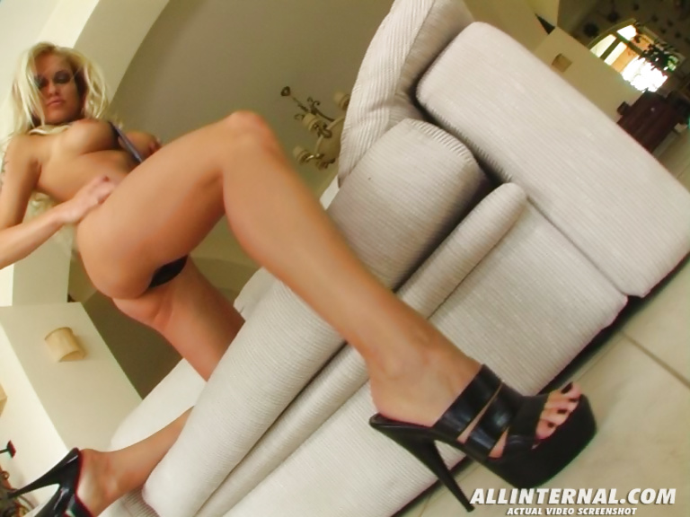 Wonderful blonde is getting banged extremely hard