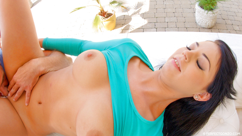 Suzy Fox offers her lover some incredible things: titjob, blowjob and a creampie