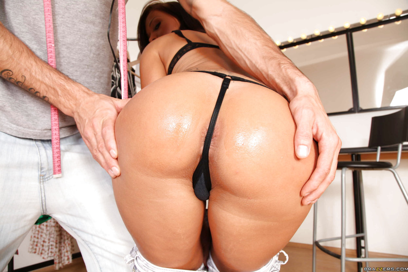 Cristina Bella loves anal and loves being a bit of a size queen