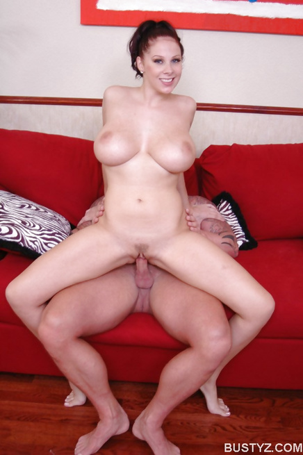 Gorgeous slut Gianna Michaels bossing around a big-dicked stud