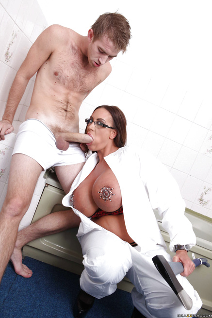 Lusty lunatic nurse decides to axe her hung patient a serious question