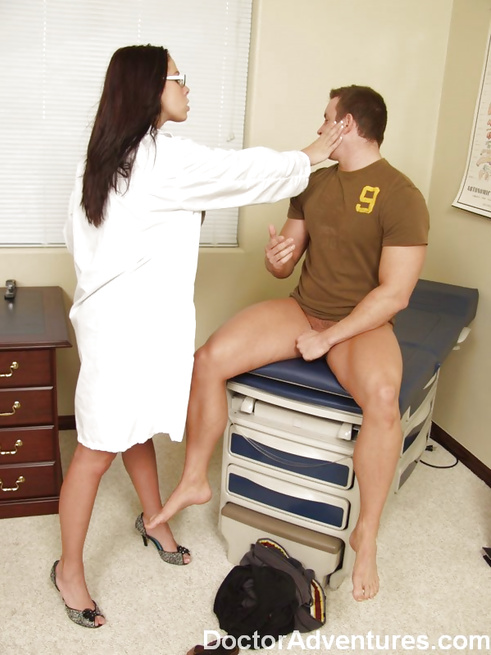 Gianna Michaels practices medicine and gets ruthlessly railed