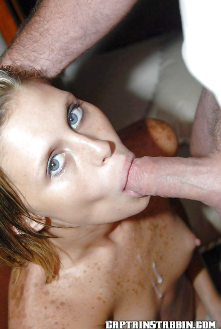 Skinny tattooed blonde is showing great ass fucking skills with pleasure