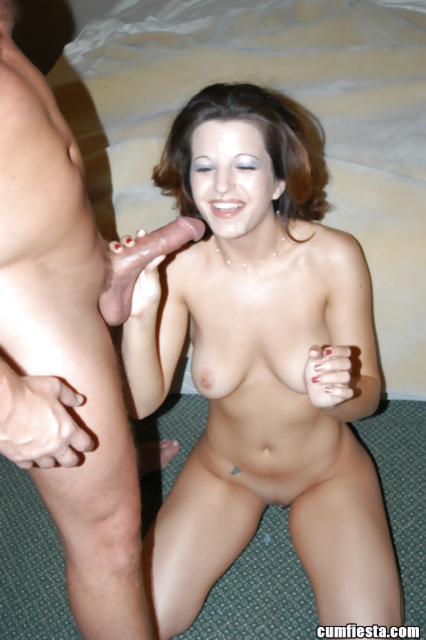 Busty woman is not going to stop playing with this awesome penis