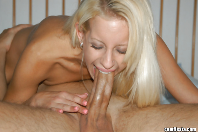 Great striptease and passionate sex from amazing blonde