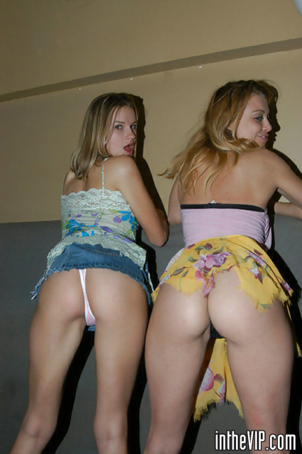 It's always so cool to fuck two blondes at the same time