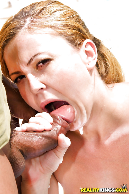 Wonderful babe can't stop eating her partner's warm cum