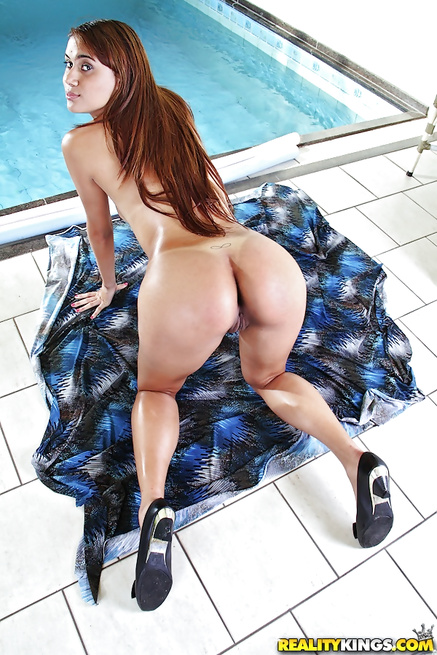 Juicy Latina madam wants her partner to be brutal with her