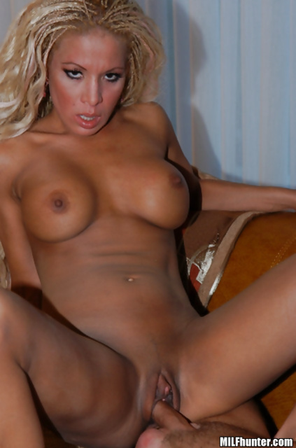 Sensational blonde Sophia is showing sex skills