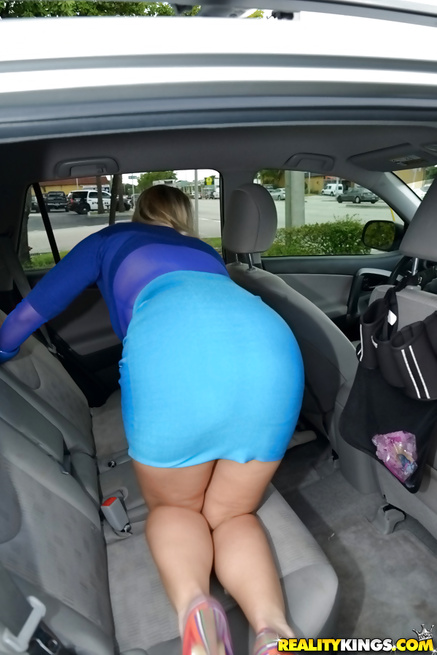 Amazingly wild blonde is going to suck and ride this big cock forever