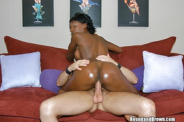 Striptease and sex from awesome ebony brunette
