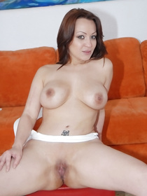 Kinky woman wants her new friend to show her all the passion he's got. She is shaking her ass feeling his erected cock deep into her holes.