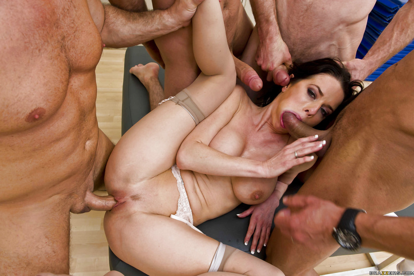 Most extreme gangbang — photo 7