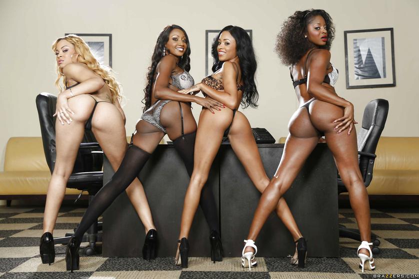Photos of black pornstars